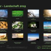 Kalender-2019-A3-14S-Landschaft-Übersichtsseite